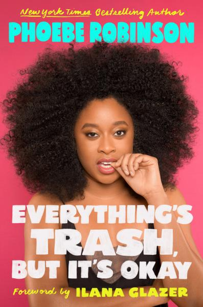 Image result for everything is trash book