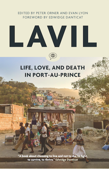 Lavil Life Love And Death In Port Au Prince The Booksmith